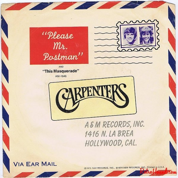 please mr postman mp3 download