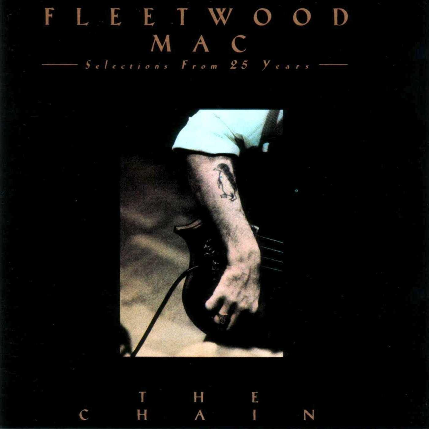 Letra de canción de The Chain de Fleetwood Mac lyrics