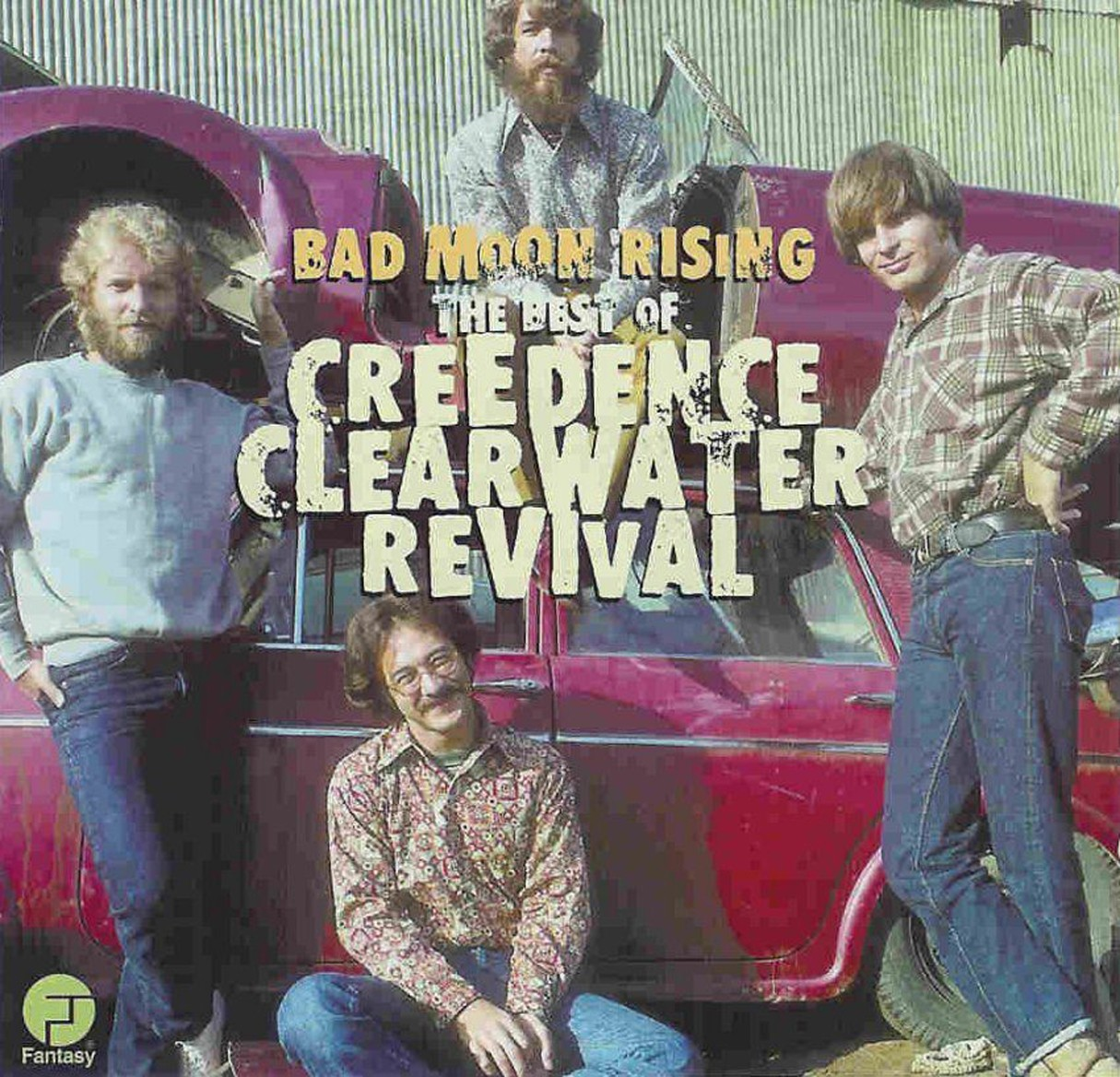 Review Of: Creedence Clearwater Revival (CCR)
