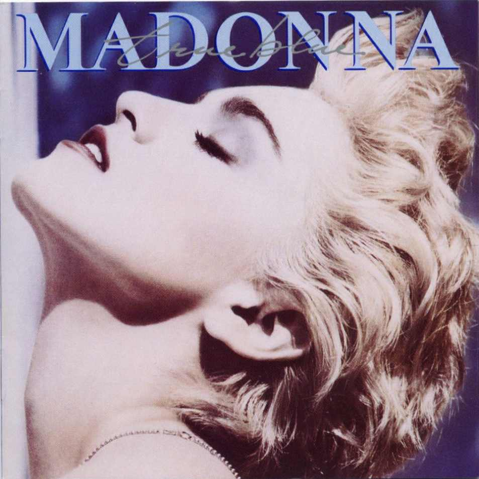 Image result for MADONNA TRUE BLUE
