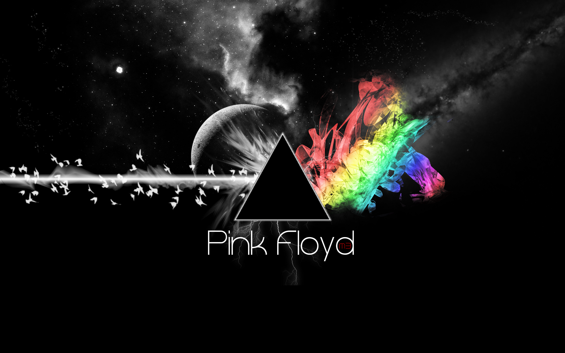how to play time pink floyd