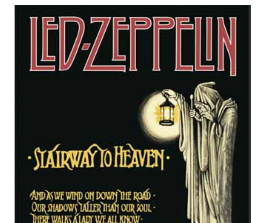 Review Of Led Zeppelin Stairway To Heaven Audiophileparadise