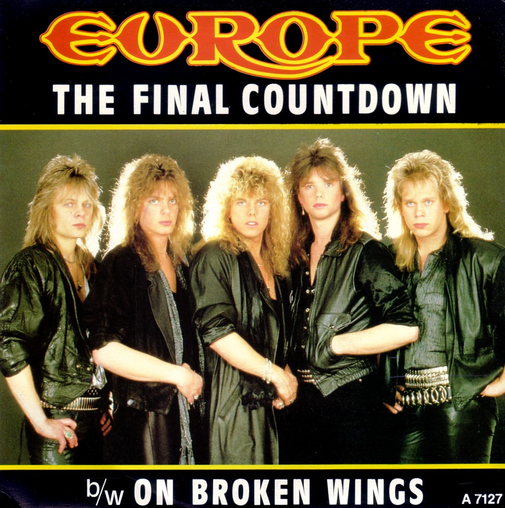 Europe the final countdown mp3 download and lyrics.