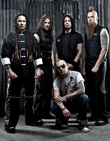 Five Finger Death Punch Band