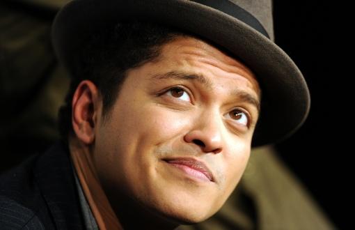 Bruno Mars (Singer & Composer)