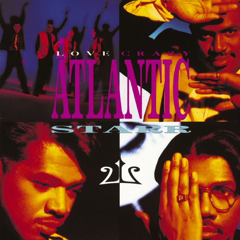 'Masterpiece' is a song from Atlantic Starr's album titled 'Love Crazy'