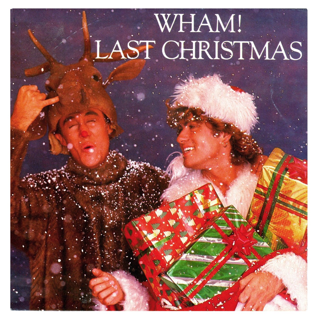 Last Christmas - Album Art