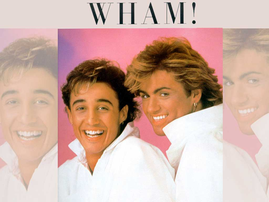 wham musical duo - Wham Last Christmas Pudding Mix
